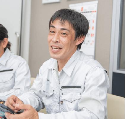 サポートサービス課 前田 宏介